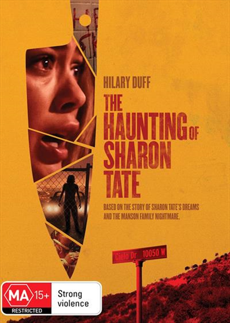 Haunting Of Sharon Tate, The | DVD