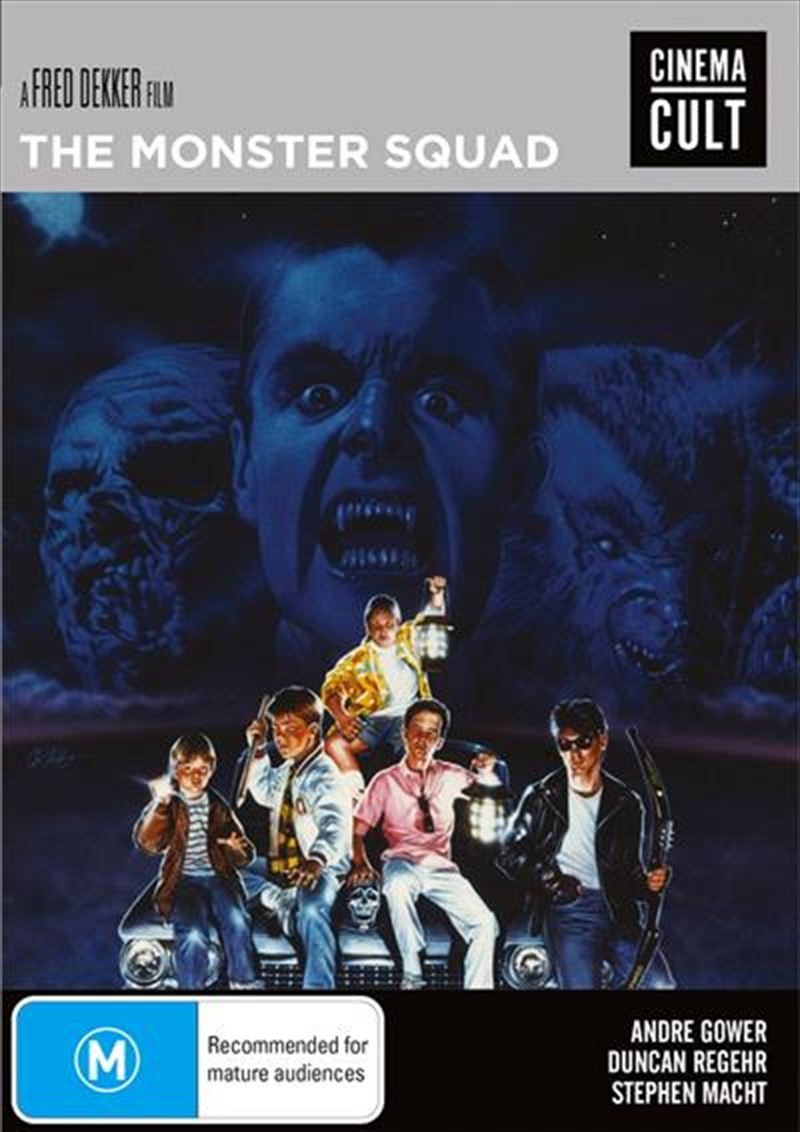 Monster Squad, The | DVD