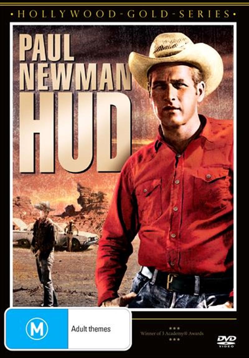 Hud   DVD