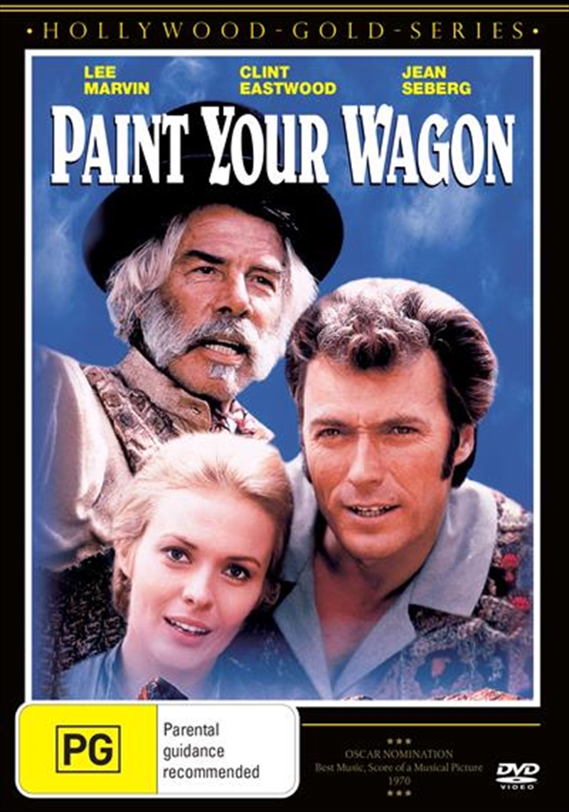 Paint Your Wagon | DVD