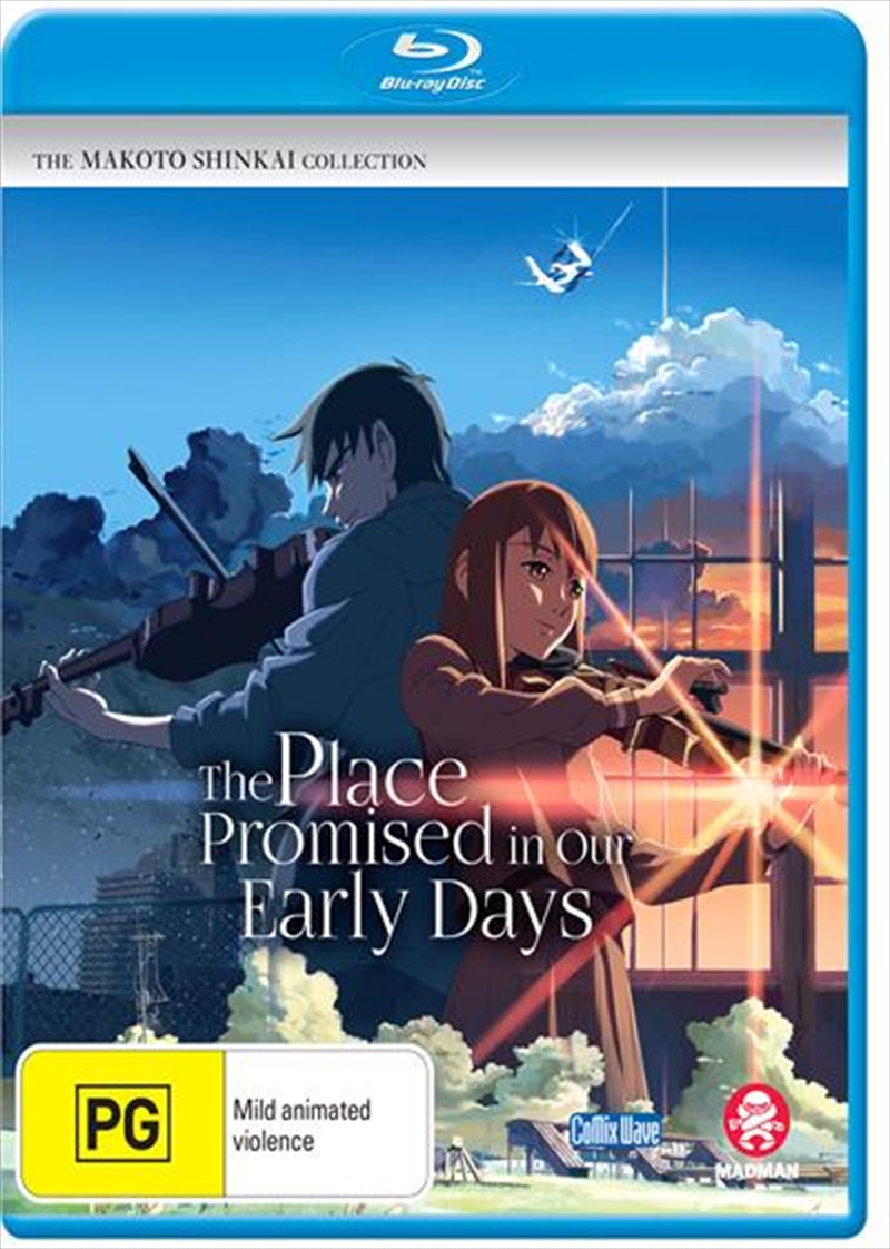 Place Promised In Our Early Days, The | Blu-ray