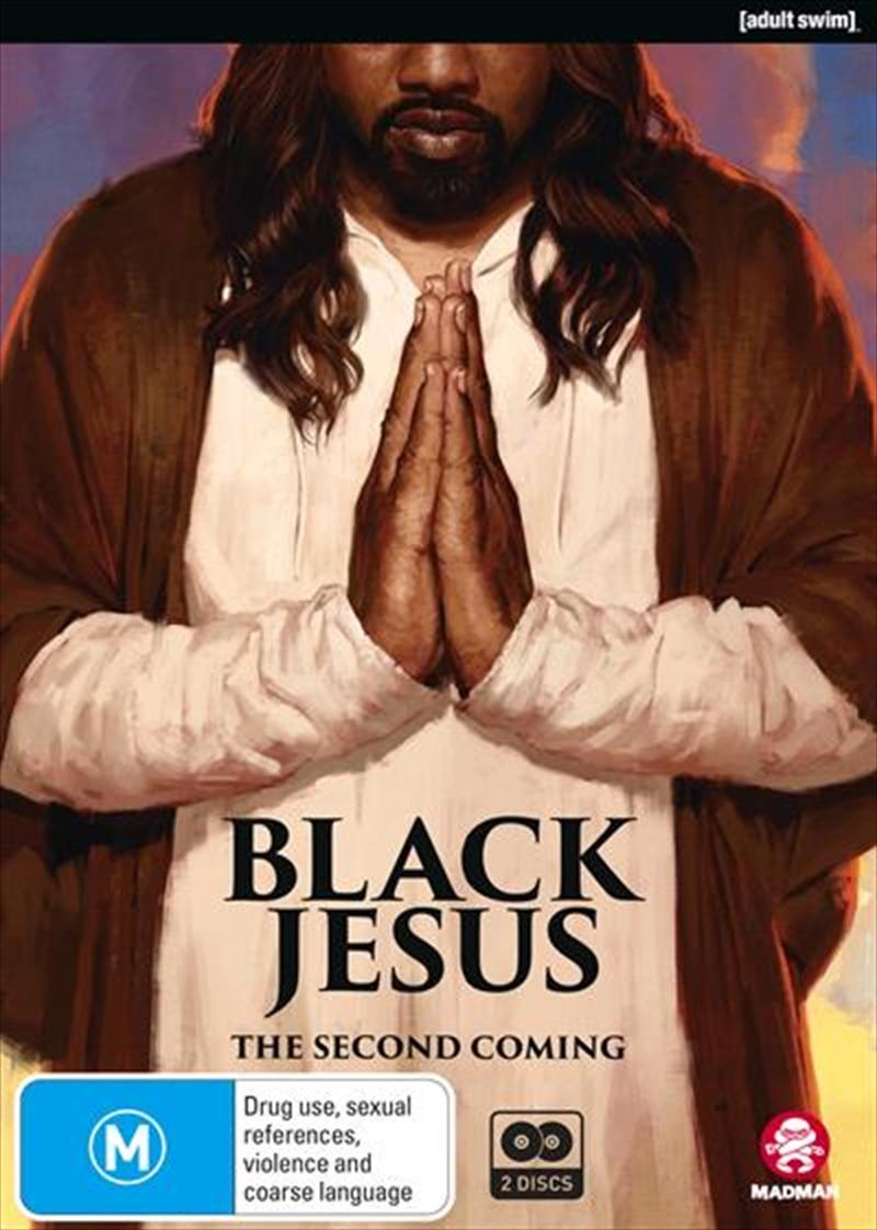 Black Jesus - Season 2   DVD
