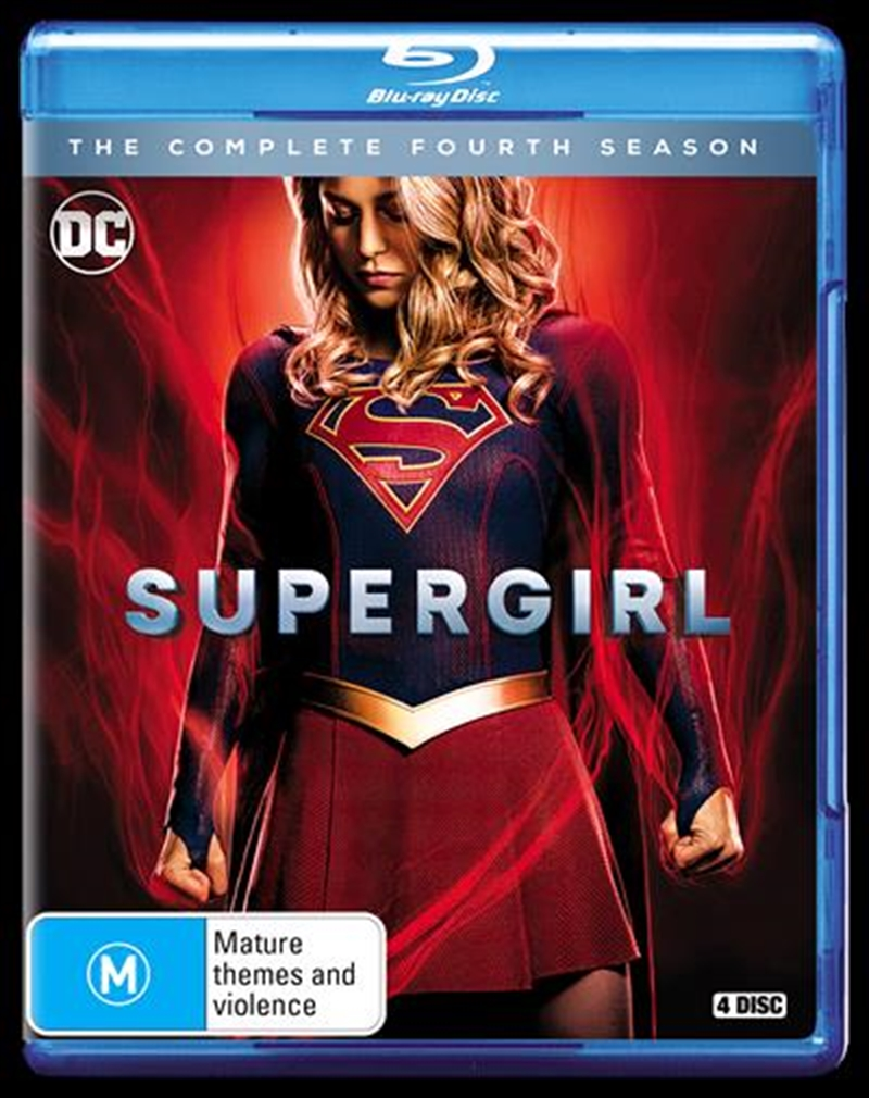 Supergirl - Season 4 | Blu-ray