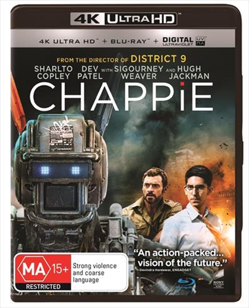 Chappie | UHD
