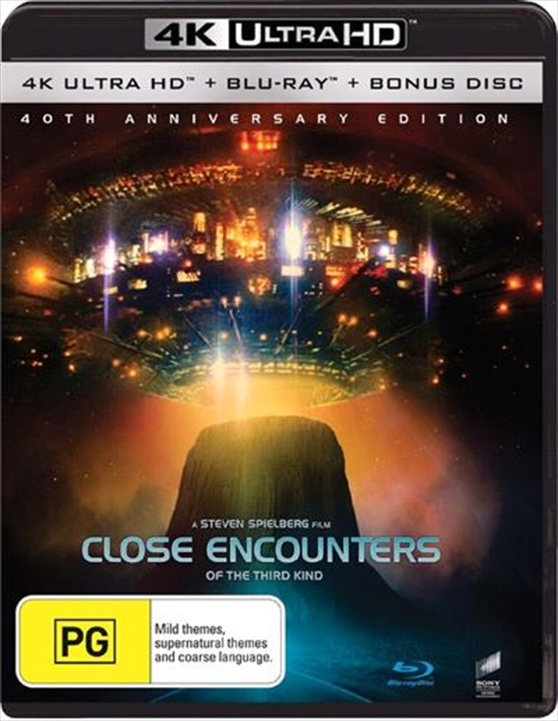 Close Encounters Of The Third Kind - 40th Anniversary Edition | UHD