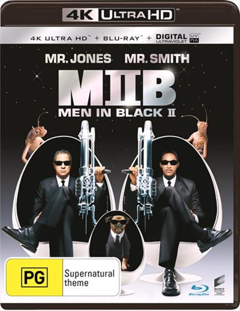 Men In Black II | UHD