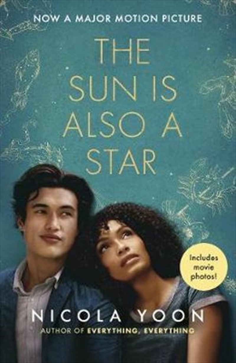 Sun Is Also A Star | Paperback Book