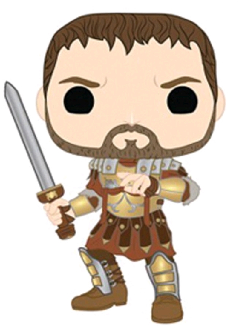 Gladiator - Maximus With Armor Pop! Vinyl | Pop Vinyl