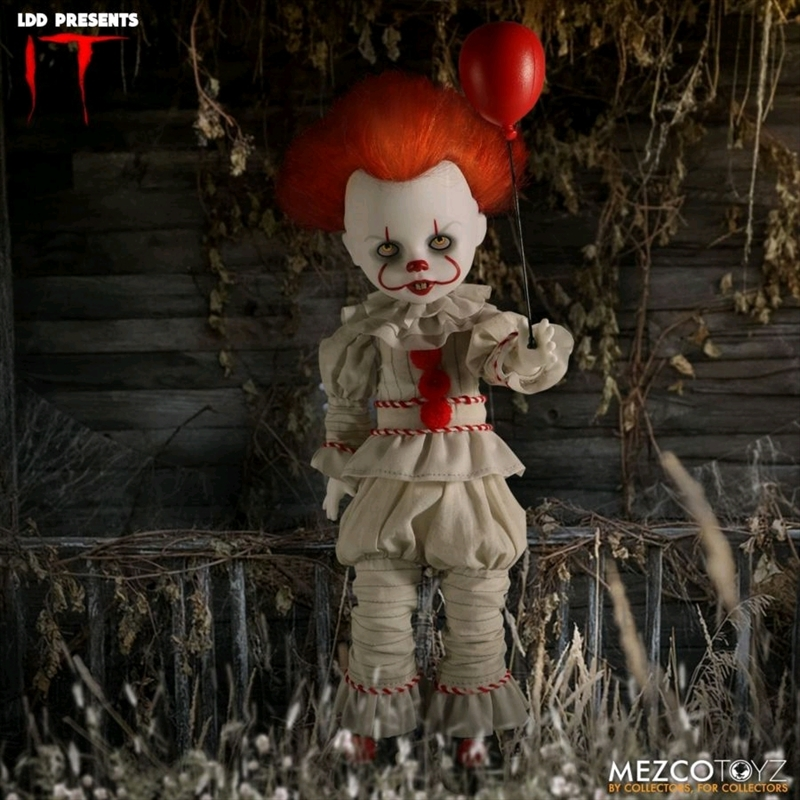 Living Dead Dolls - Pennywise 2017 | Merchandise