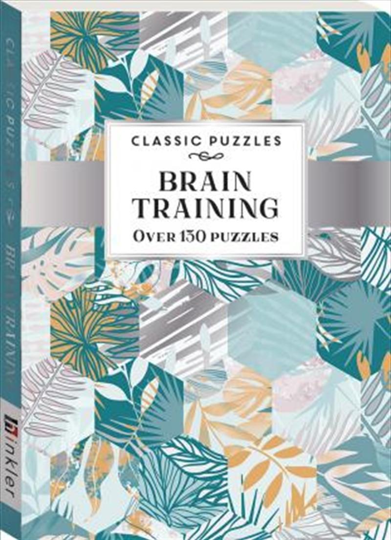 Classic Puzzles Brain Training | Paperback Book