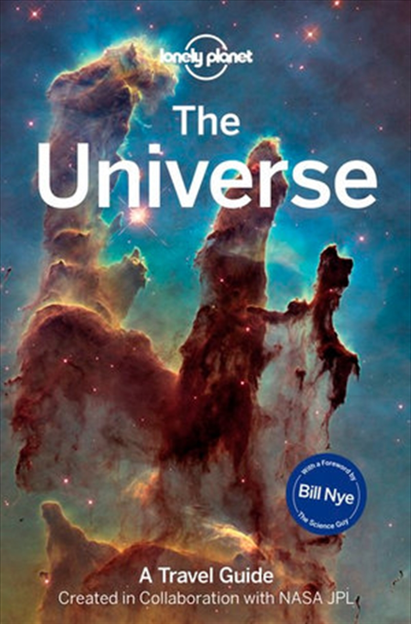 Lonely Planet - The Universe   Hardback Book
