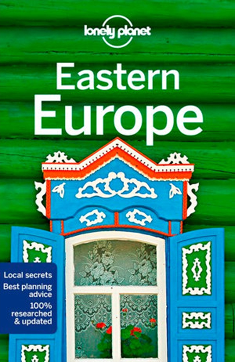 Lonely Planet Eastern Europe Travel Guide | Paperback Book