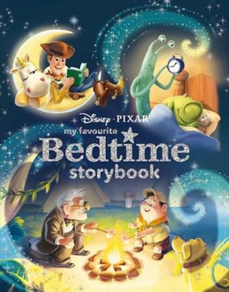 Bedtime Storybook: Disney Pixar   Hardback Book