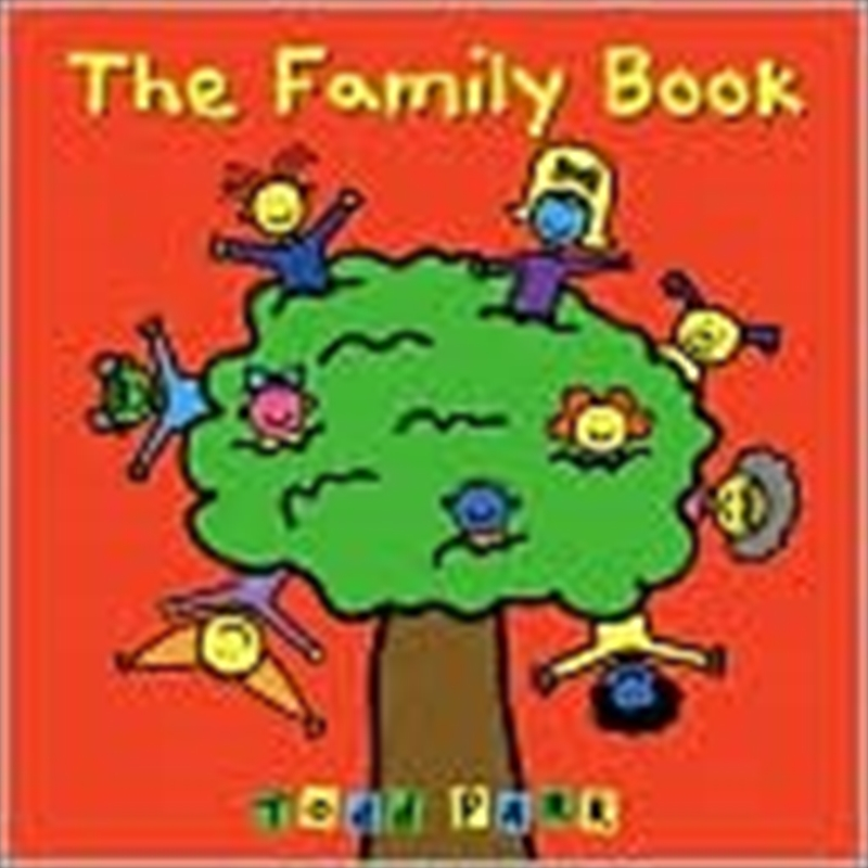 The Family Book | Paperback Book