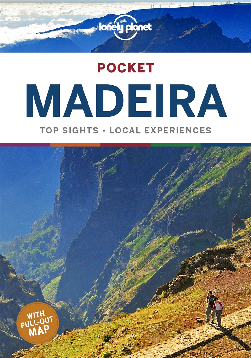 Lonely Planet Pocket Madeira Travel Guide | Paperback Book