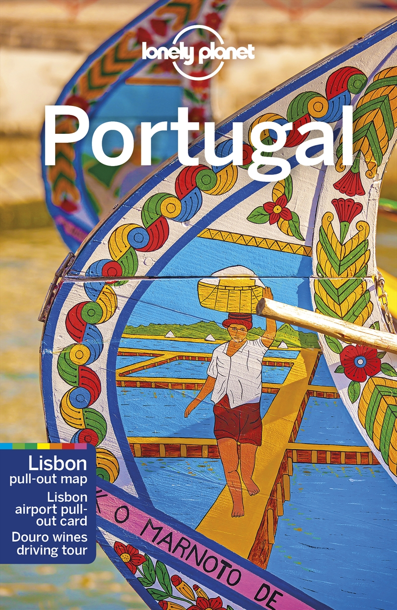 Lonely Planet Portugal Travel Guide | Paperback Book