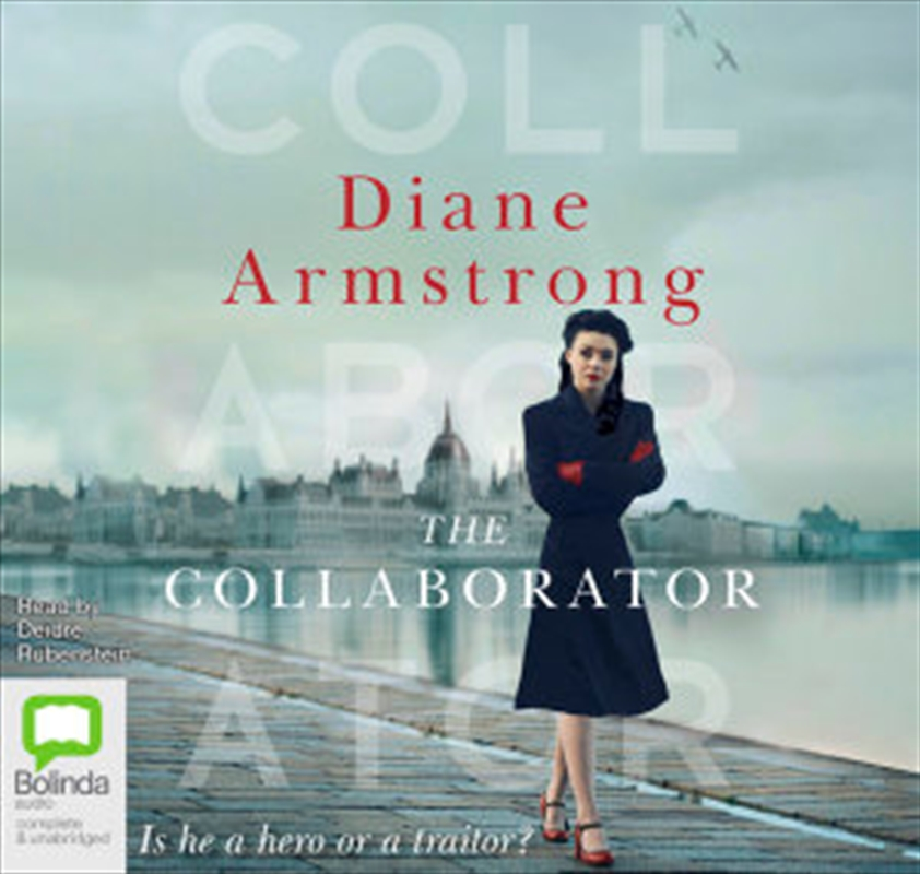 Collaborator, The | Audio Book