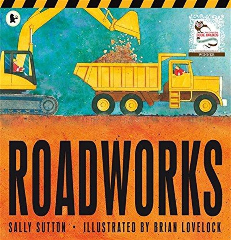 Roadworks   Paperback Book