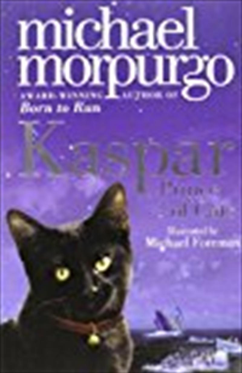Kaspar | Paperback Book