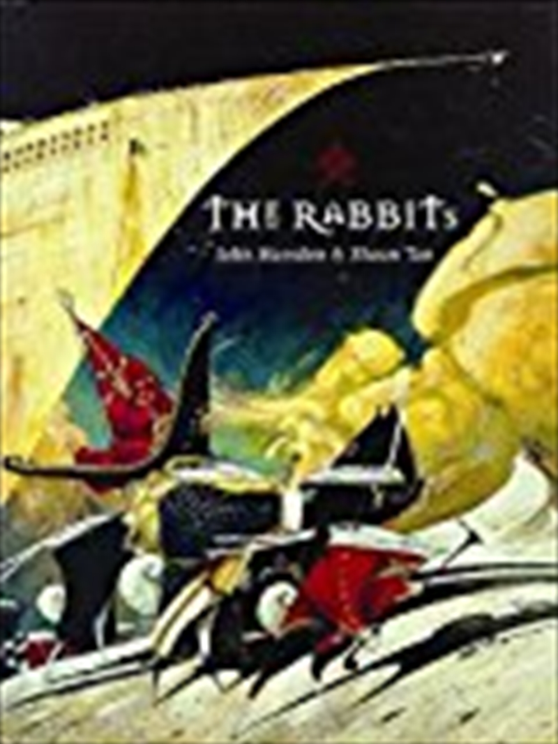 The Rabbits | Paperback Book