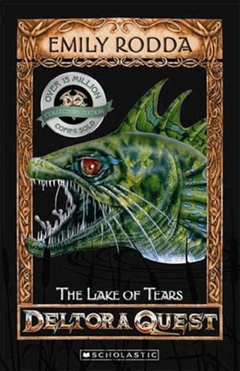 Deltora Quest 1: #2 Lake of Tears | Paperback Book