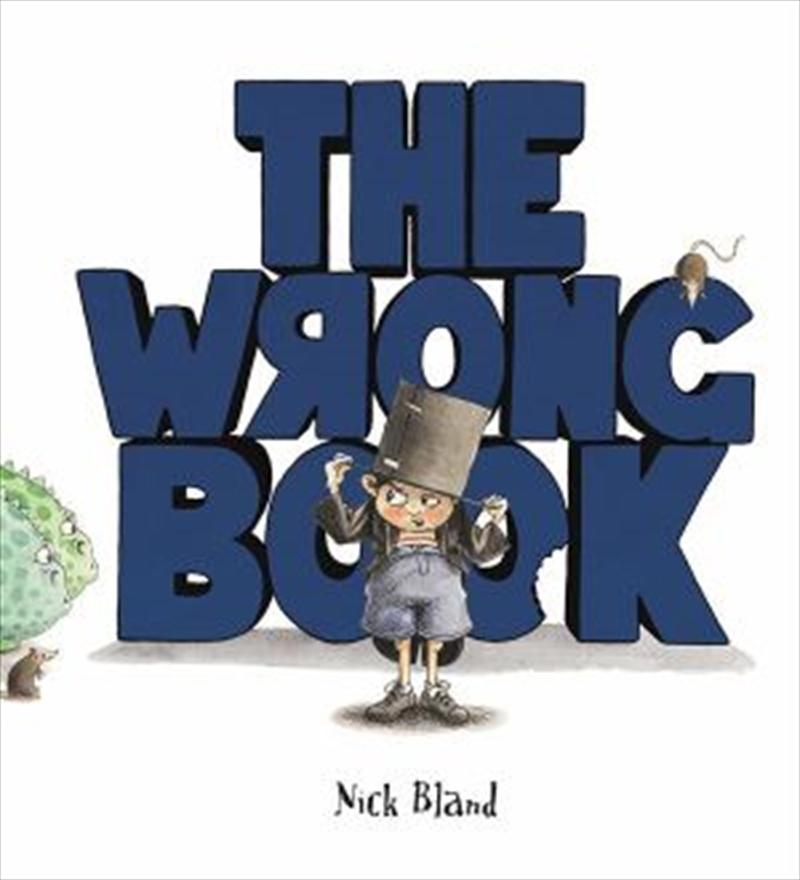 Wrong Book | Paperback Book