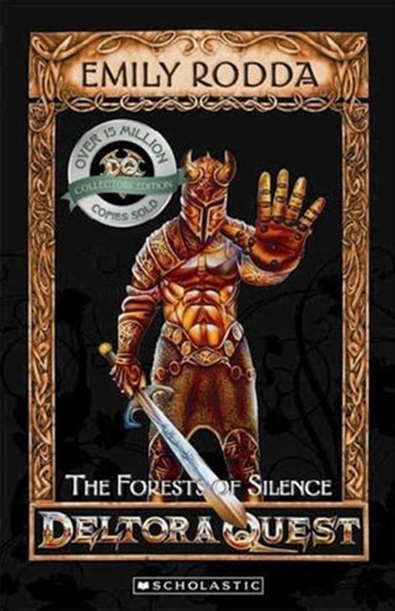 Deltora Quest 1: #1 Forests of Silence | Paperback Book