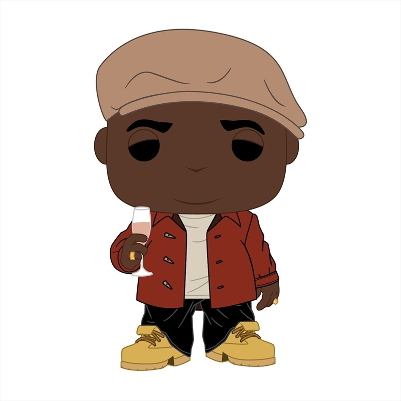 Notorious B.I.G. - Notorious B.I.G. Big Poppa Pop! RS | Pop Vinyl
