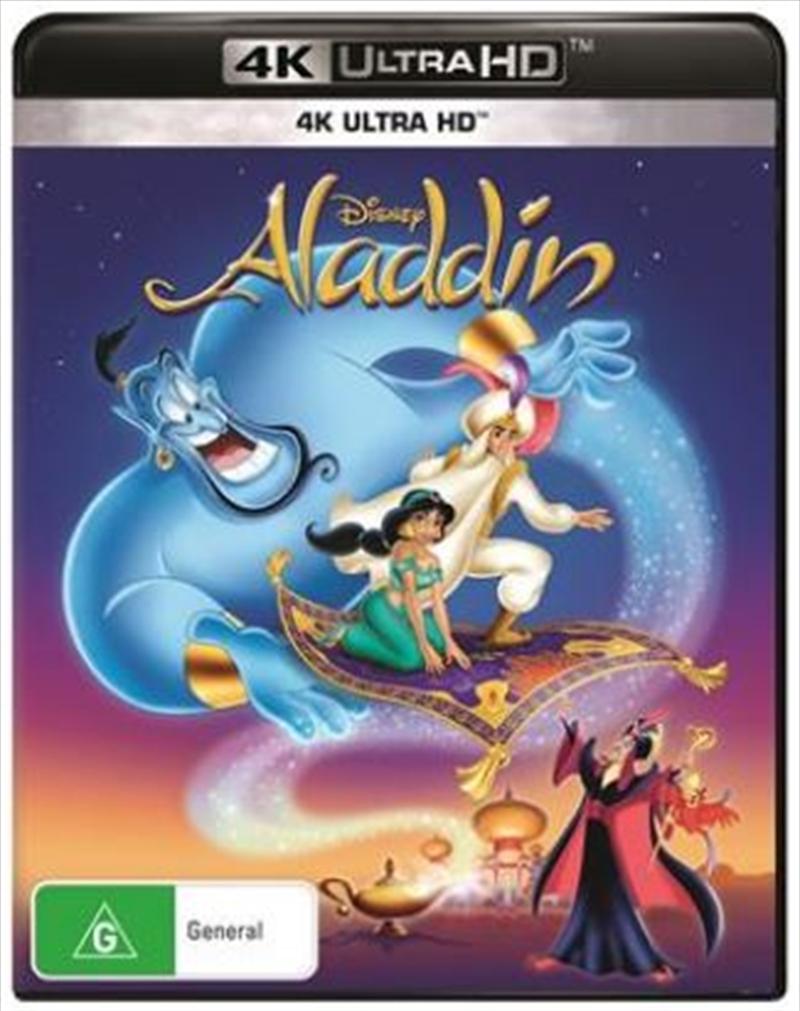 Aladdin | UHD