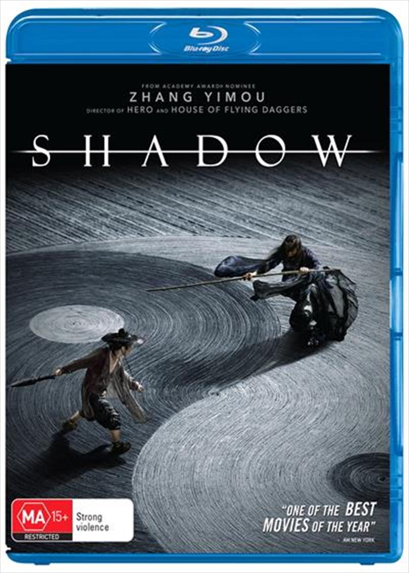 Shadow | Blu-ray