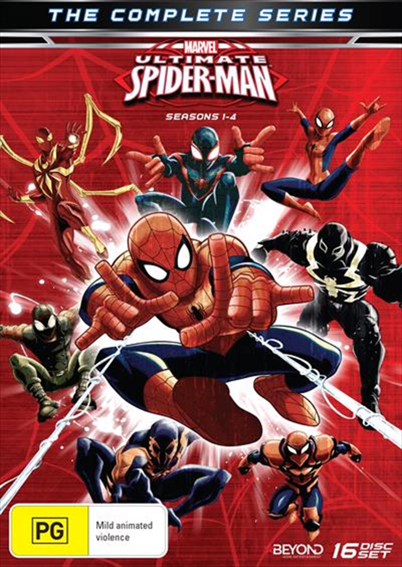 Ultimate Spider-Man | Complete Series | DVD