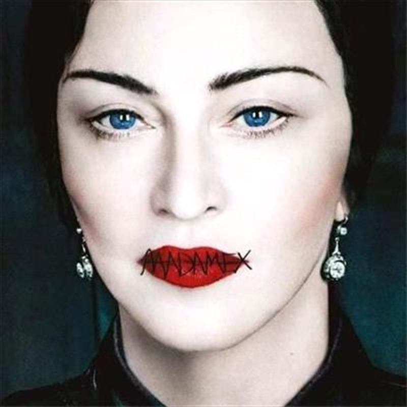 Madame X   CD