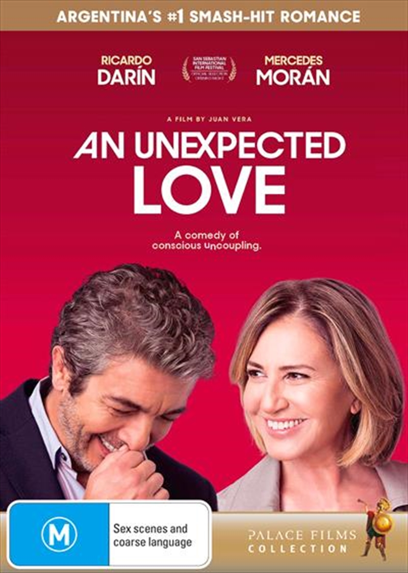 An Unexpected Love | DVD
