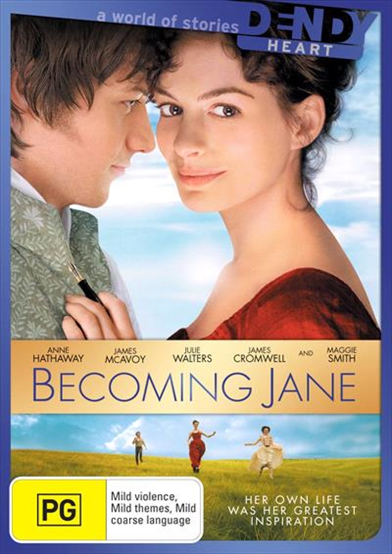 Becoming Jane | DVD