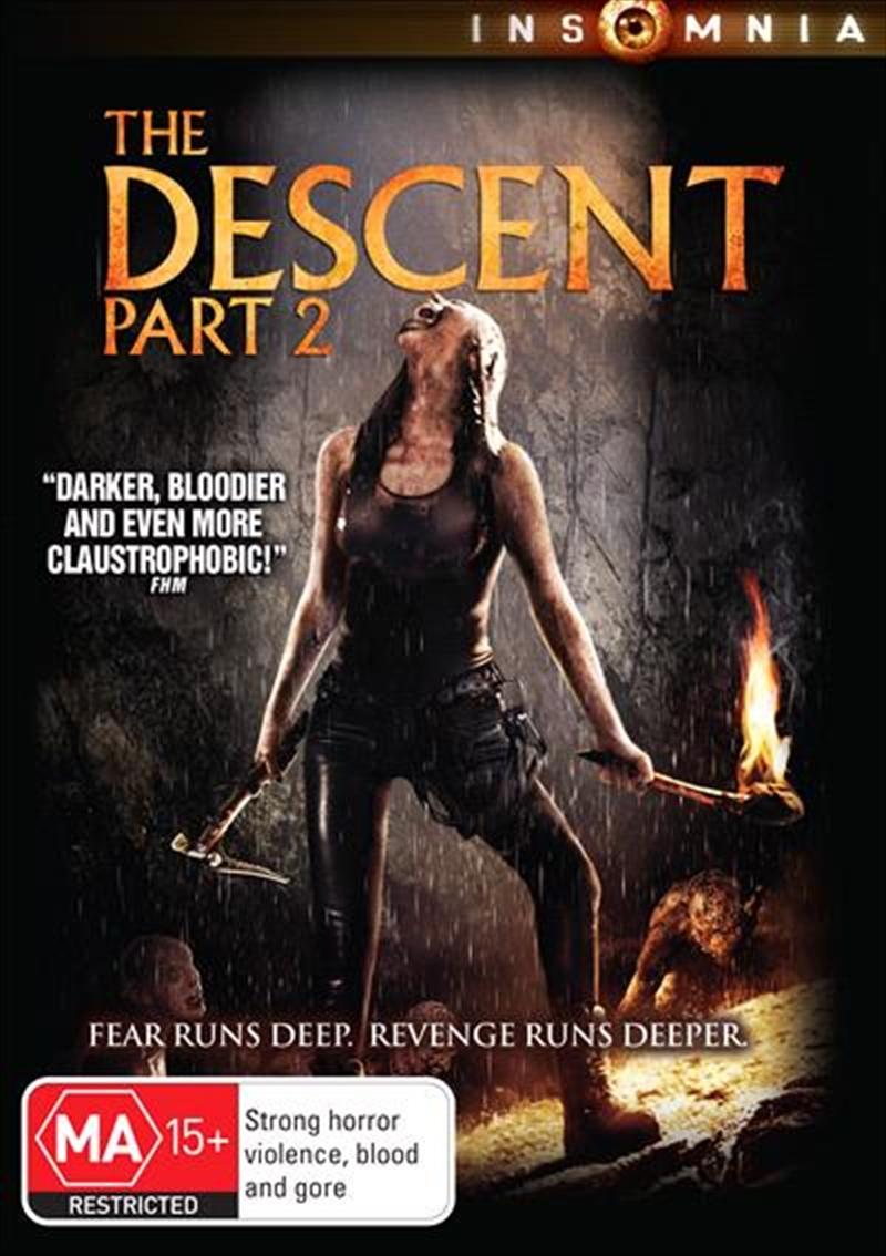 Descent - Part 2, The   DVD