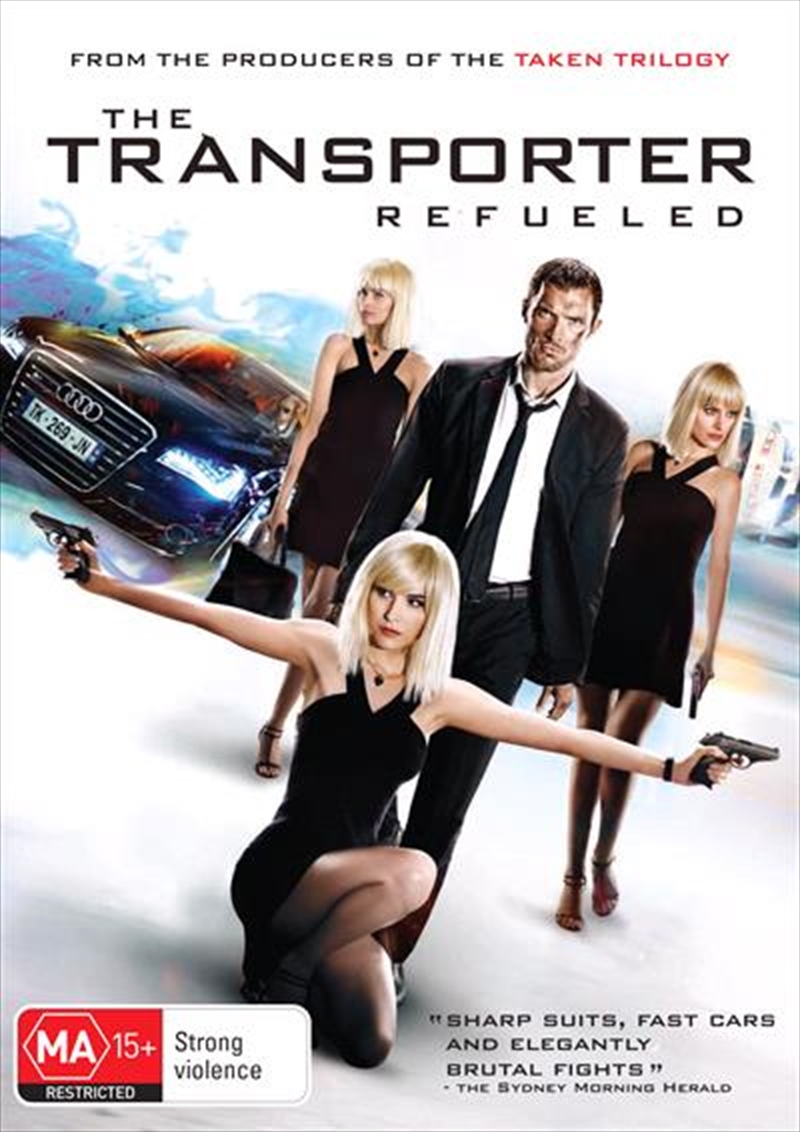 Transporter Refueled, The | DVD