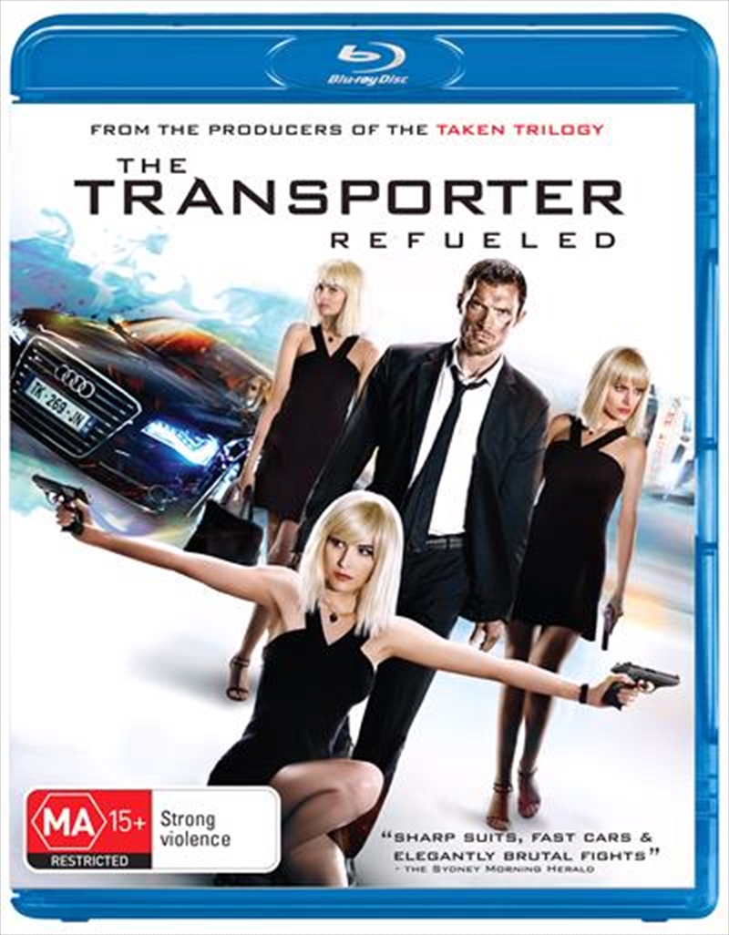 Transporter Refueled, The | Blu-ray