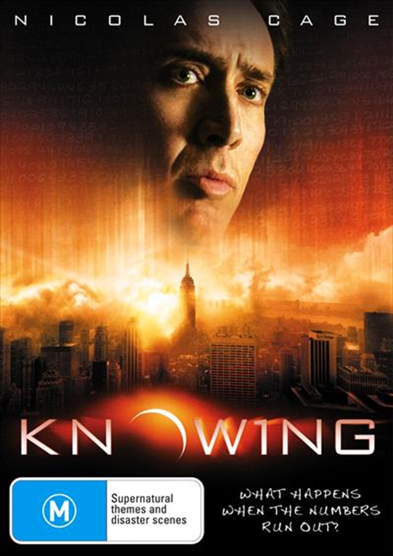 Knowing | DVD