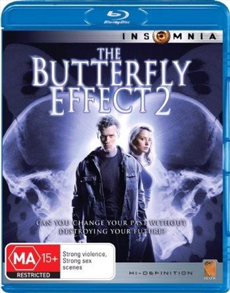 Butterfly Effect 2, The | Blu-ray
