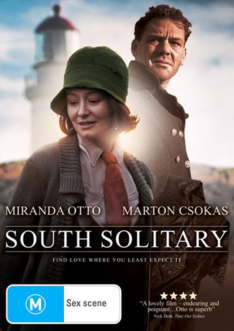 South Solitary | DVD