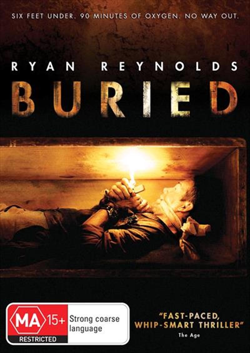 Buried | DVD
