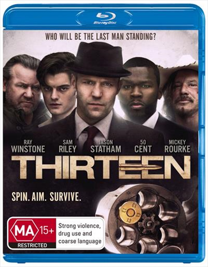 Thirteen | Blu-ray
