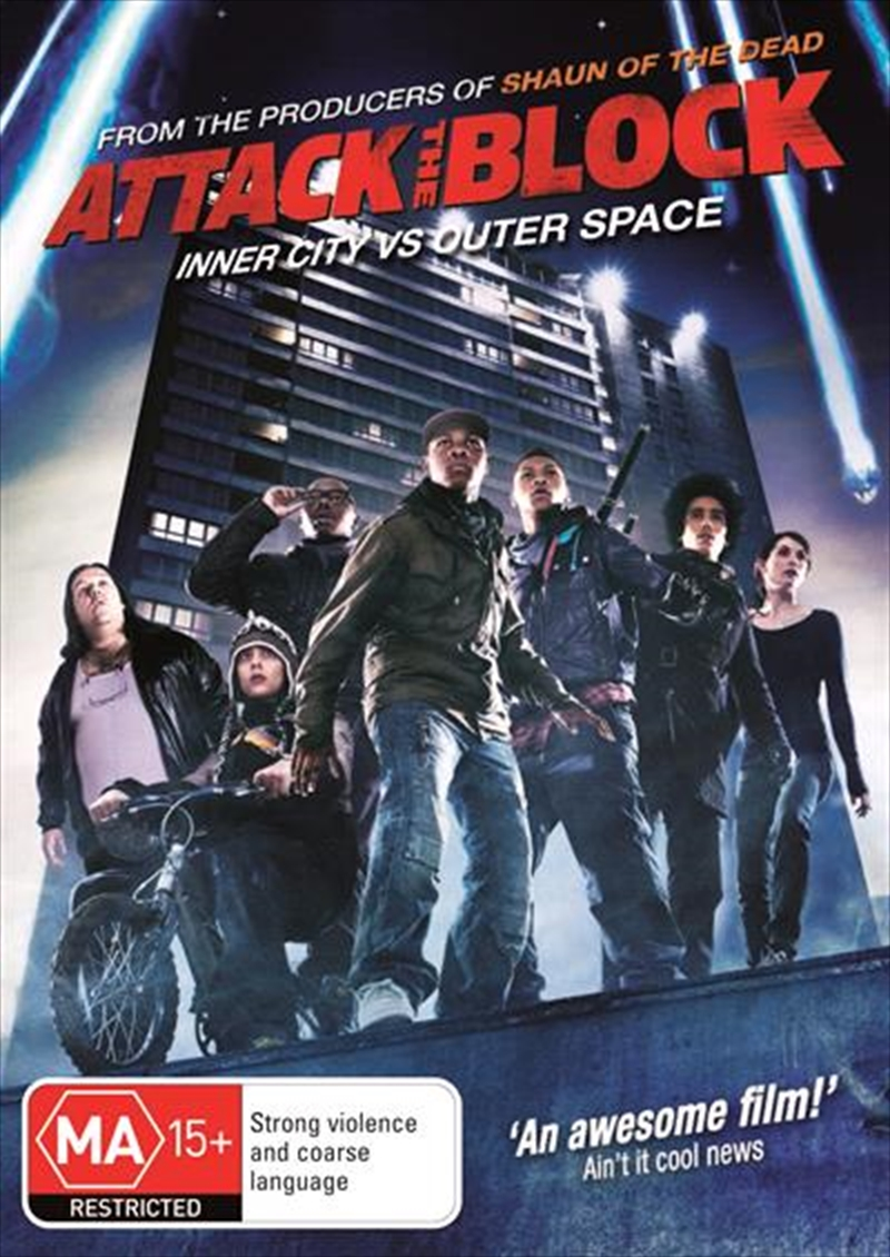 Attack The Block | DVD