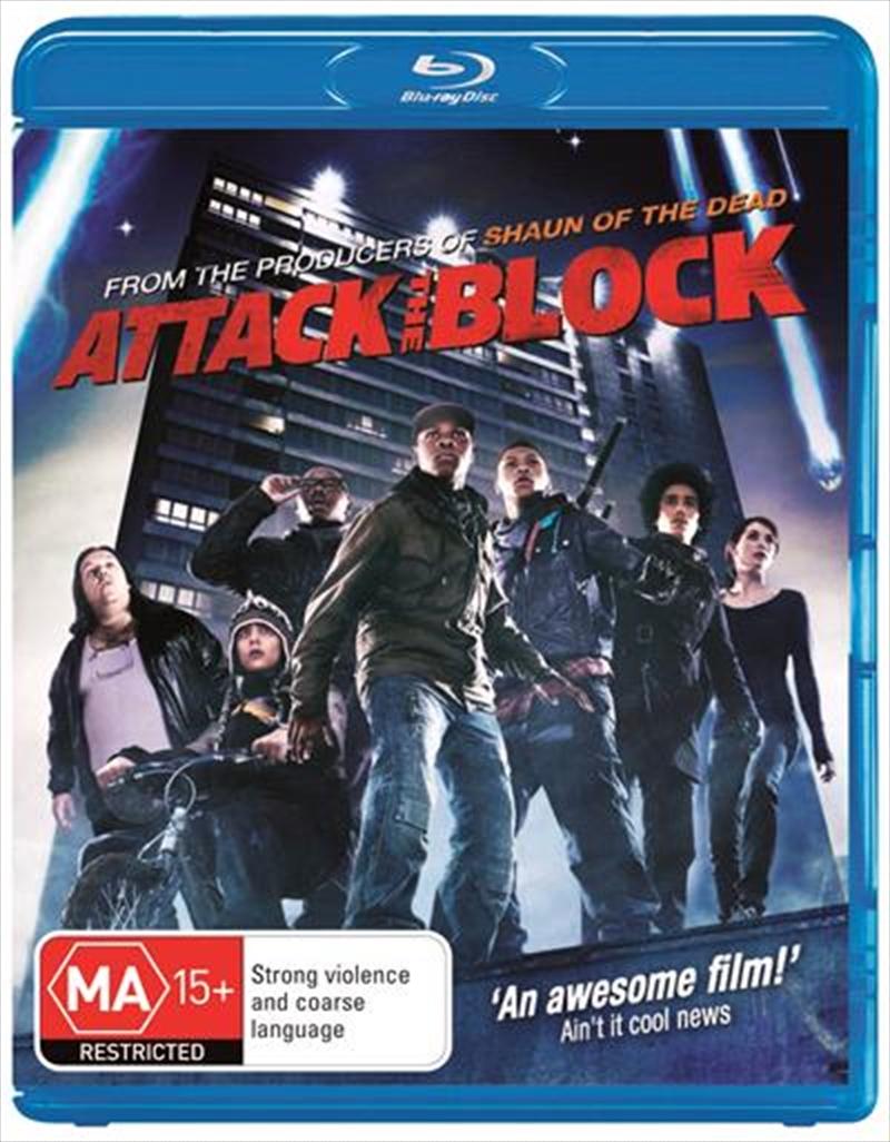 Attack The Block | Blu-ray