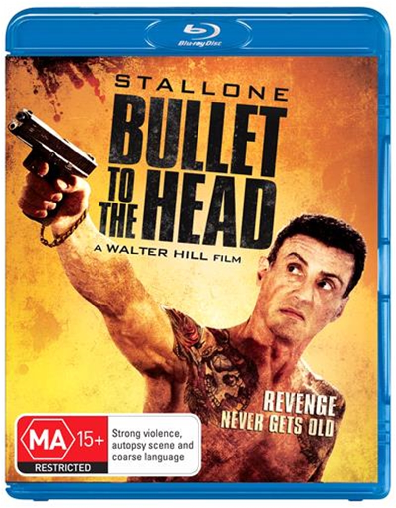 Bullet To The Head | Blu-ray