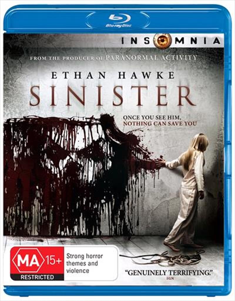 Sinister | Blu-ray