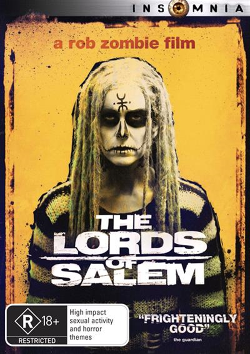Lords Of Salem, The | DVD