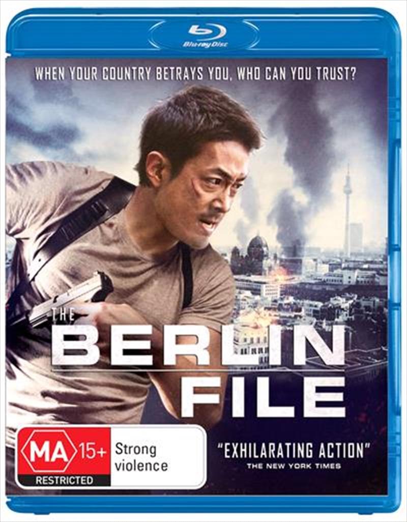 Berlin File, The | Blu-ray