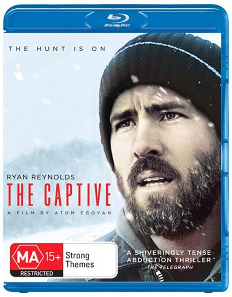 Captive, The | Blu-ray