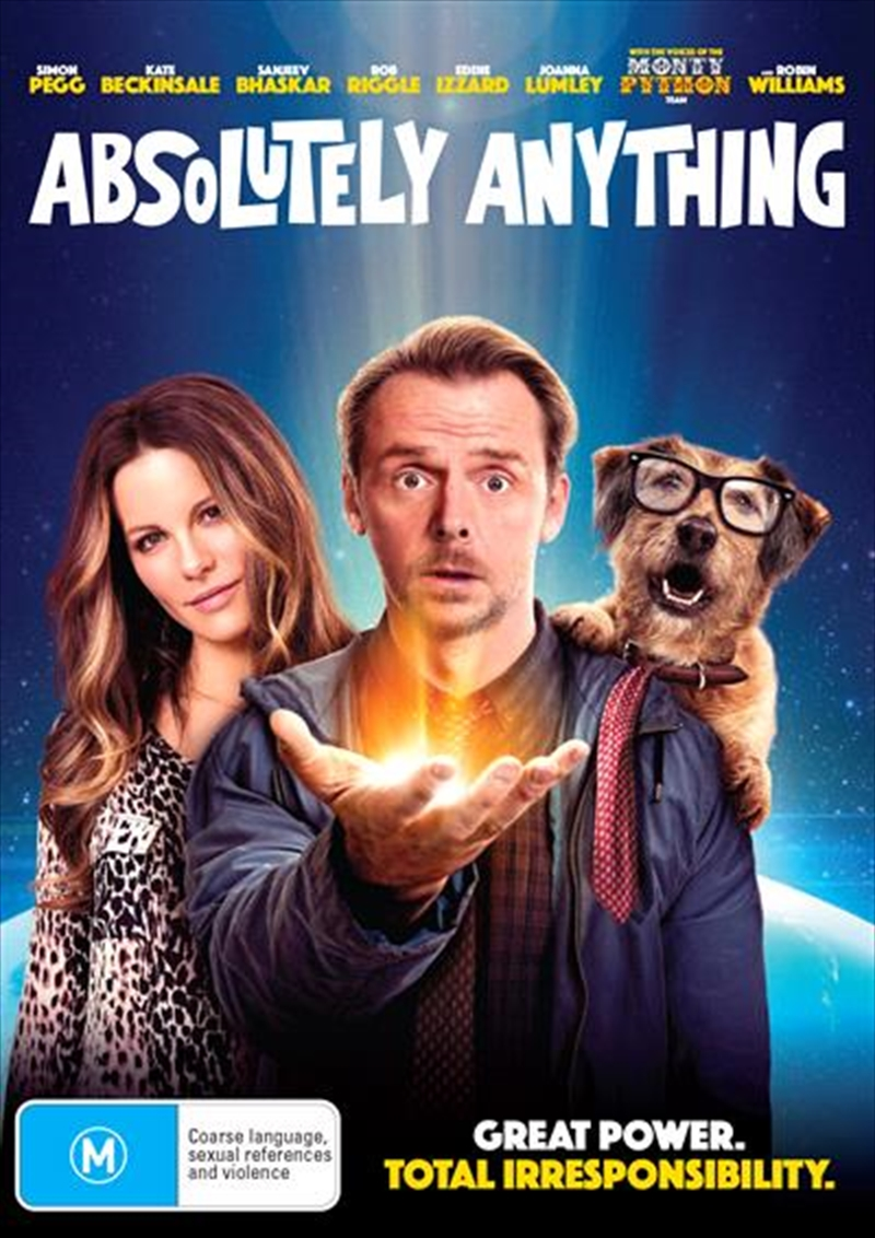 Absolutely Anything | DVD